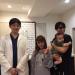元AKB川崎希の夫、アレクの父来院!ヒアルロン酸とボトックスの治療を行いました。
